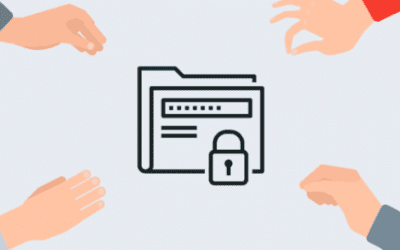 Guide til sikker datadeling